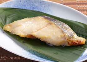 White Fish With Sweet Miso