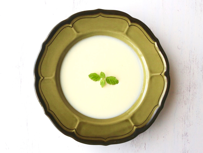 簡単!じゃがいもの塩こうじ冷製スープ