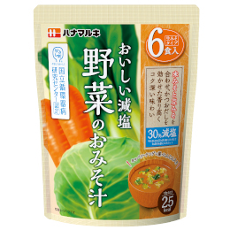 かるしお おいしい減塩 野菜6食