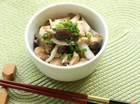 焼き山芋と鮭のマリネ☆液塩で簡単マリネ液