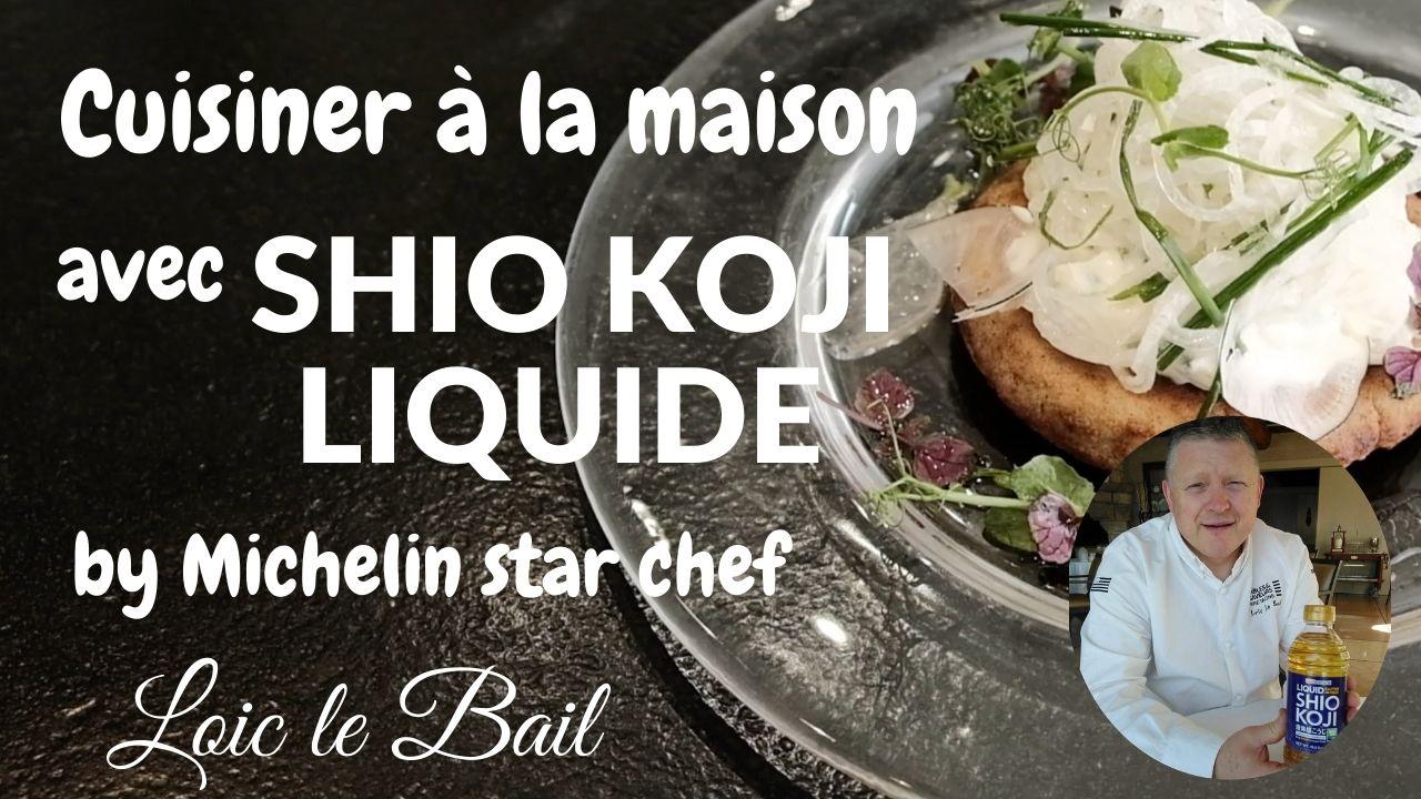 【Cuisiner à la maison avec le SHIO KOJI LIQUIDE 】BLINIS AVEC FROMAGE À LA CRÈME AUX LÉGUMES