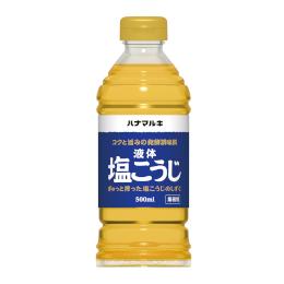 液体塩こうじ 500ml×8