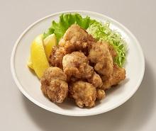 減塩塩こうじで鶏のから揚げ
