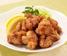 鶏のから揚げ~塩こうじ風味~