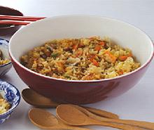 野菜と豚肉とおみそで作る本格リゾット!リゾットハナマルキ